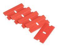 Sealey AK52507/3 Composite Blade for AK52507, AK52504, VS500 Pack of 5