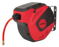 Sealey SA821 Auto Rewind Control Air Hose Reel 10mtr ¯8mm ID - PU Hose