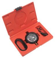 Sealey VSE952 Vacuum & Fuel Pump Pressure Test Gauge Set