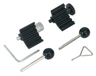 Sealey VSE2358 Diesel Engine Setting/Locking Kit - 1.2D, 1.6D, 2.0D TDi Common Rail - Belt Drive