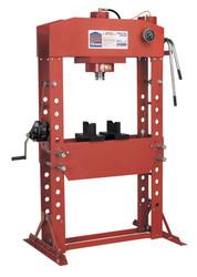 Sealey YK759F Hydraulic Press 75tonne Floor Type