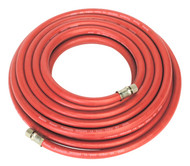 "Sealey AHC10 Air Hose 10mtr x ¯8mm with 1/4""BSP Unions"