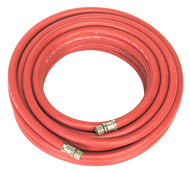 "Sealey AHC15 Air Hose 15mtr x ¯8mm with 1/4""BSP Unions"