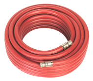 "Sealey AHC1538 Air Hose 15mtr x ¯10mm with 1/4""BSP Unions"