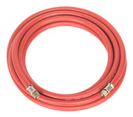 "Sealey AHC5 Air Hose 5mtr x ¯8mm with 1/4""BSP Unions"