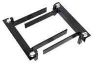Sealey SJBEXLPFLA Flat Arm Set - Spring Loaded