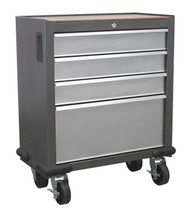 Sealey AP04DFC Mobile Cabinet 4 Drawer