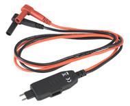 Sealey TA124 Car Fuse Adaptor Lead Set - Mini Fuse