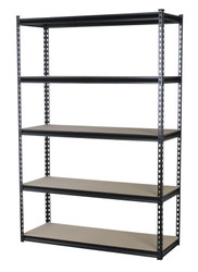 Sealey AP1200R Racking Unit with 5 Shelves 220kg Capacity Per Level