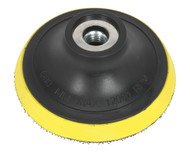 Sealey PTC75VM10 Hook & Loop Backing Pad ¯75mm M10 x 1.5mm