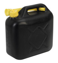 Sealey JC10PB Fuel Can 10ltr - Black