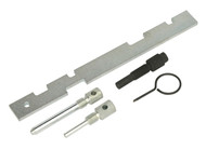 Sealey VSE5515 Petrol Engine Setting/Locking Kit - Ford, Mazda, Volvo 1.25, 1.4, 1.6, 1.8, 2.0, 2.3 16v Duratec - Belt/Chain Drive