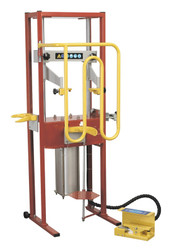 Sealey RE300 Coil Spring Compressor - Air Operated 1000kg