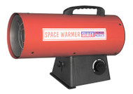 Sealey LP50 Space Warmer¨ Propane Heater 33,000-55,000Btu/hr