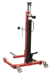 Sealey WD80 Wheel Removal/Lifter Trolley 80kg Quick Lift