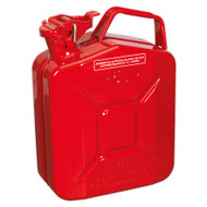 Sealey JC5MR Jerry Can 5ltr - Red