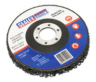 Sealey PTC/CW115 Polycarbide Cup Wheel ¯115 x 13 x 22mm