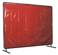 Sealey SSP993 Workshop Welding Curtain to BS EN 1598 & Frame 2.4 x 1.75mtr