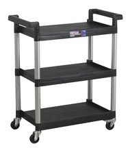 Sealey CX308 Workshop Trolley 3-Level