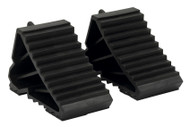 Sealey WC09 Composite Wheel Chocks 0.3kg - Pair