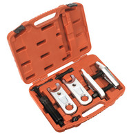 Sealey VS3814 Ball Joint Splitter Hydraulic & Manual 9pc - Commercial