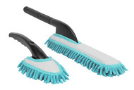 Sealey CC84 Microfibre Brush Set 2pc