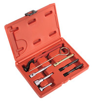 Sealey VSE5056 Diesel Engine Setting/Locking Kit - Chrysler, Jeep, LDV - 2.5D CRD, 2.8D CRD - Belt Drive
