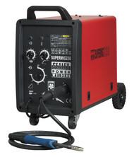 Sealey SUPERMIG230 Professional MIG Welder 230Amp 230V with Binzel¨ Euro Torch