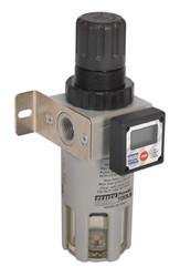 "Sealey SA406FR Professional Air Filter/Regulator with Digital Gauge 1/2""BSP"
