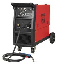 Sealey SUPERMIG255 Professional MIG Welder 250Amp 230V with Binzel¨ Euro Torch
