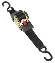 Sealey ATD50301 Auto Retractable Ratchet Tie Down 50mm x 3mtr