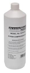 Sealey SCPO1S Screw Compressor Oil 1ltr