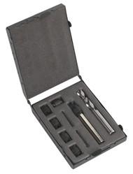 Sealey AK4730 Spot Weld Cutter & Drill Bit Set 9pc ¯10mm