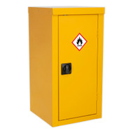 Sealey FSC04 Flammables Storage Cabinet 460 x 460 x 900mm