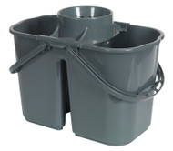Sealey BM07 Mop Bucket 15ltr - 2 Compartment