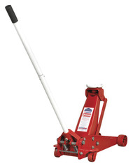 Sealey 3012CXD Trolley Jack 3tonne Super Rocket Lift Professional