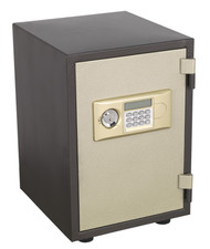 Sealey SCFS03 Electronic Combination Fireproof Safe 355 x 390 x 525mm