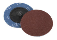 Sealey PTCQC50120 Quick Change Sanding Disc ¯50mm 120Grit Pack of 10
