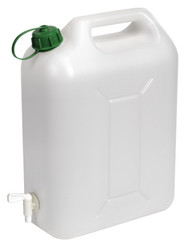 Sealey WC10E Fluid Container with Tap 10ltr