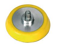 Sealey PTC50VAM6 Hook & Loop Backing Pad ¯50mm M6 x 1mm