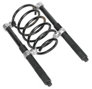 Sealey AK3845 Coil Spring Compressor Set 2pc Heavy-Duty 1000kg/Pair