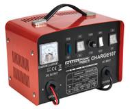 Sealey CHARGE107 Battery Charger 11Amp 12/24V 230V