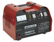 Sealey CHARGE110 Battery Charger 14Amp 12/24V 230V