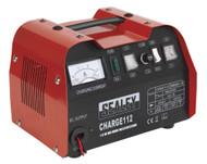 Sealey CHARGE112 Battery Charger 16Amp 12/24V 230V