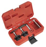 Sealey VSE5881A Diesel Engine Setting/Locking Kit - Alfa Romeo, Fiat, Ford, Lancia, Suzuki, Vauxhall/Opel 1.3D JTD(M)/TDCi/DDiS/CDTi 16v - Chain Drive