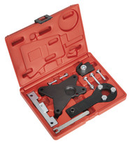 Sealey VSE5061 Petrol Engine Setting/Locking Kit - Fiat, Ford, Lancia 1.2, 1.4 8v - Belt Drive