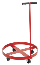Sealey TP205H Drum Dolly with Handle 205ltr