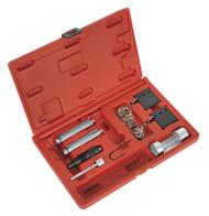 Sealey VSE2351 Diesel Engine Setting/Locking Kit - VAG 2.5TDi V6 - Belt Drive