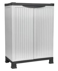 Sealey SC06 Composite Utility Storage Cupboard 2 Shelf