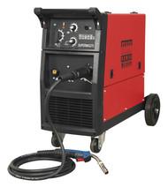 Sealey SUPERMIG275 Professional MIG Welder 270Amp 230V with Binzel¨ Euro Torch